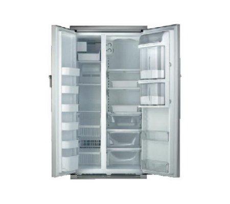 ABVK BORETTI Side By Side koelkast