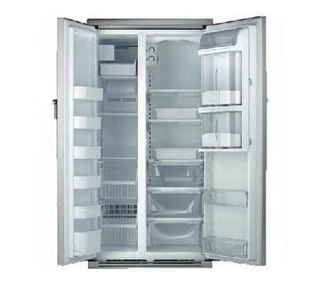 ABVS BORETTI Side By Side koelkast
