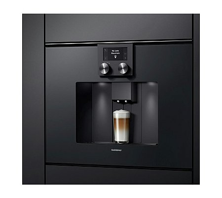 CMP270101 GAGGENAU Inbouw koffieautomaat