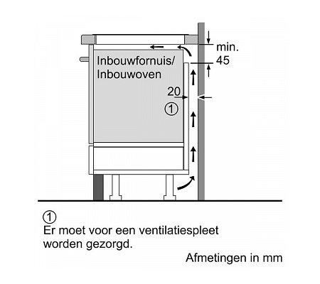 EH877LVC1E SIEMENS Inductie kookplaat