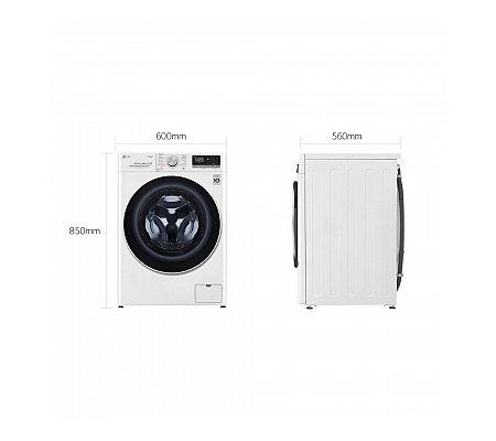 F4WN508S0 LG Wasmachine