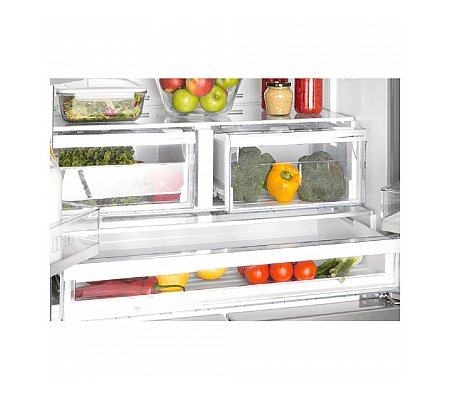 GN1416220CX BEKO Side By Side koelkast