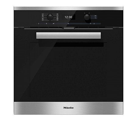 H6460BPCLST MIELE Solo oven