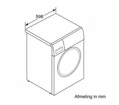 WAT28645NL BOSCH Wasmachine