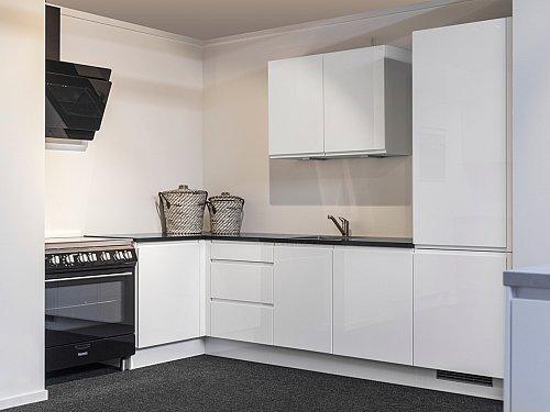 Keukens - IP7500 Hoogglans wit