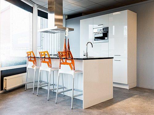 Keukens - IP3150 Hoogglans wit