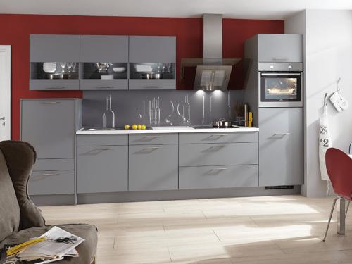 Keukens - Laser Grijs