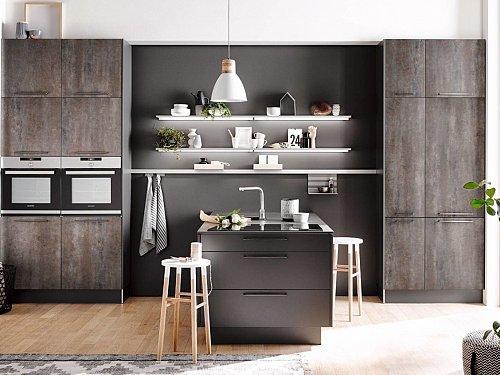 Keukens - Meteoor bruin