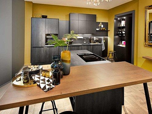 Keukens - Meteoor zwart