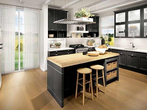 Keukens - Bristol grafiet