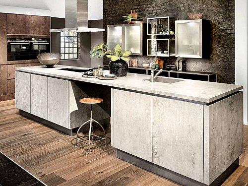 Keukens - Licht beton mokka