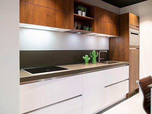 Keukens - Laser Briljant G240 Hoogglans wit