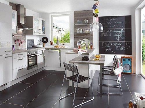 Keukens - Focus U Wit