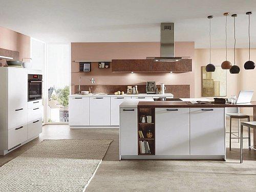 Keukens - Fashion Wit Koper