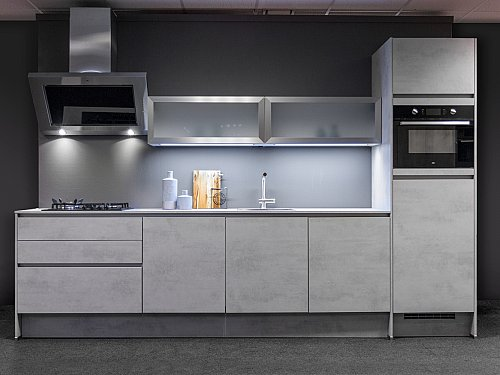 Keukens - Riva Beton Grijs