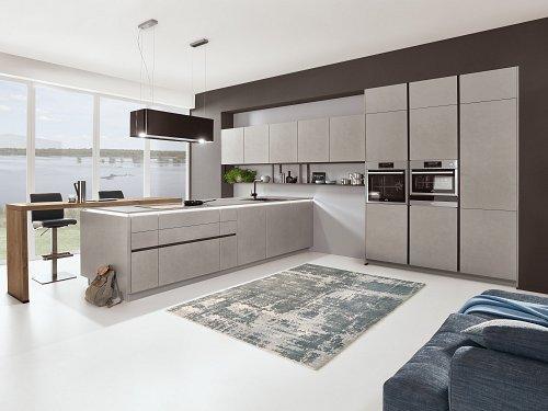 Keukens - Nobilia Cemento Lichtgrijs