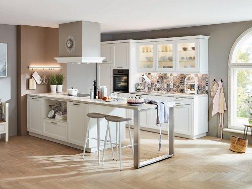 Keukens - N-line Modern Cascada Wit