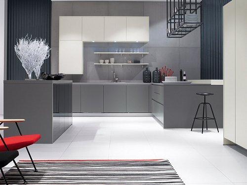 Keukens - P-Line X Onyx Grijs