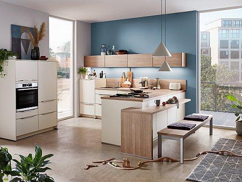 Keukens - N-Line Fashion 175 Magnolia