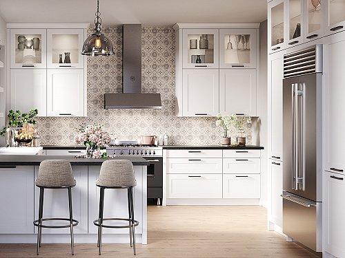 Keukens - H-Line AV3030 Weiss