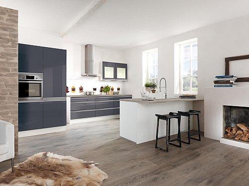 Keukens - Keuken Blauwgrijs