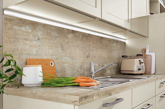 Ruime 3-delige keuken in mat crème - Afbeelding 5 van 8