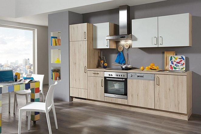 Moderne keuken in rechte opstelling - Afbeelding 5 van 5