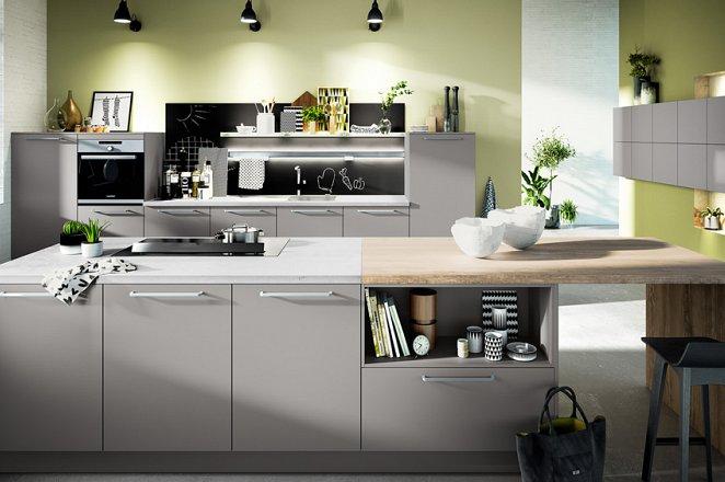 Keuken met kookeiland - Afbeelding 1 van 1