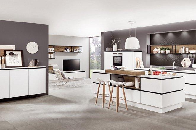 Keuken met kookeiland - Afbeelding 1 van 5