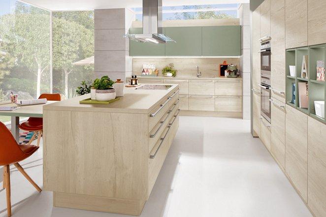 Keuken met kookeiland - Afbeelding 1 van 6