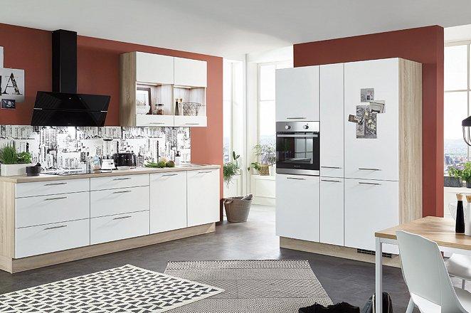Rechte keuken met kast - Afbeelding 2 van 2