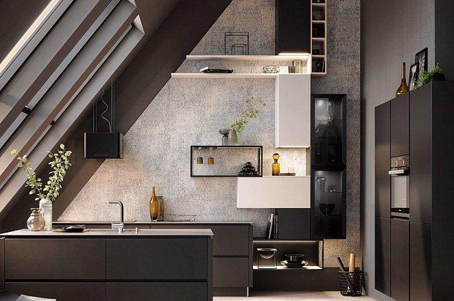 Keuken met losse elementen - Afbeelding 1 van 8
