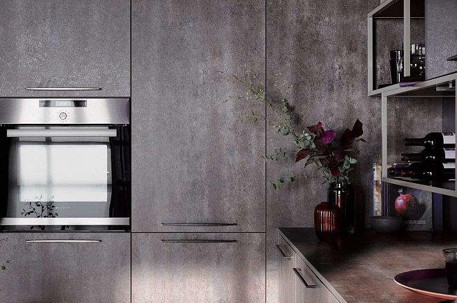 Luxe rechte keuken in donker design - Afbeelding 5 van 5