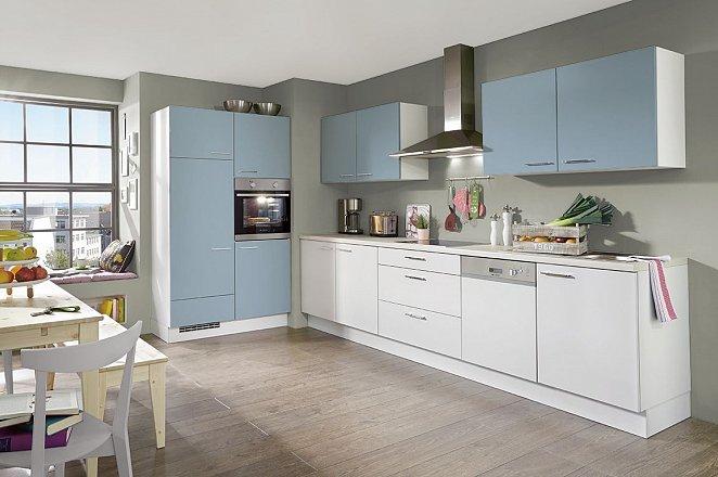 Rechte keuken met losse keukenelementen - Afbeelding 1 van 4