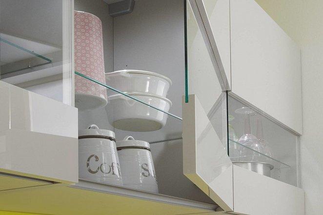 Rechte keuken met kastenwand - Afbeelding 3 van 3