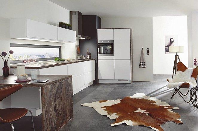 Rechte keuken met apparatuurkast - Afbeelding 2 van 2