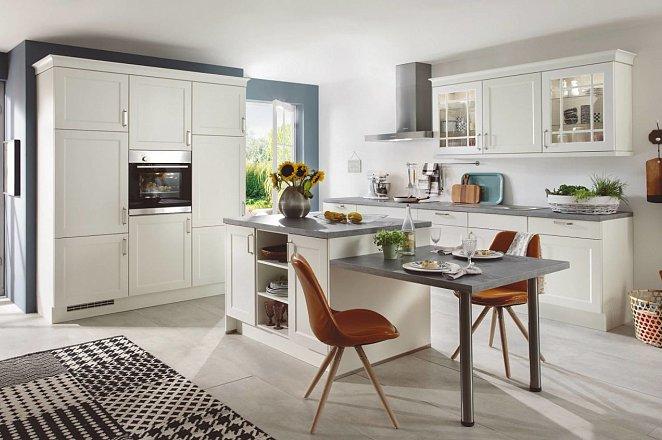 Keuken met losse keukenelementen - Afbeelding 1 van 2