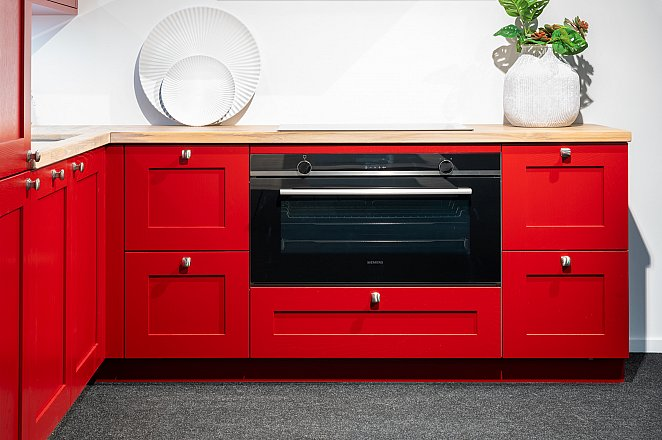 Rode keuken - Afbeelding 2 van 3