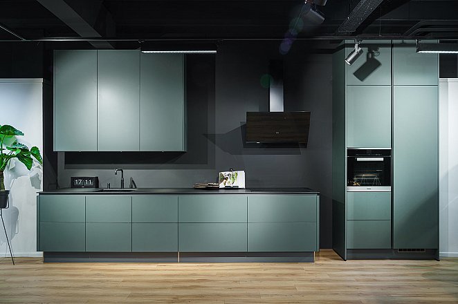 Rechte keuken met losse elementen - Afbeelding 1 van 6