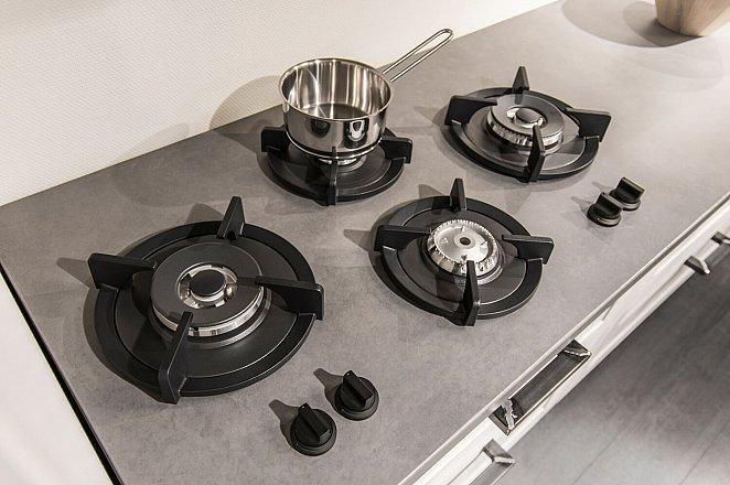 Rechte keuken met kastenwand - Afbeelding 7 van 12