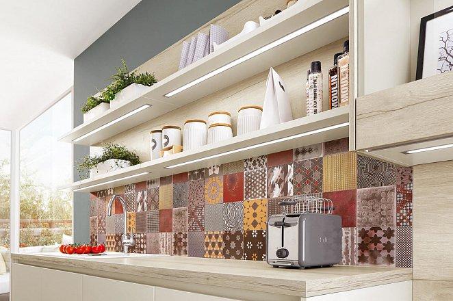 Crème-kleurige keuken met houten accenten - Afbeelding 6 van 6