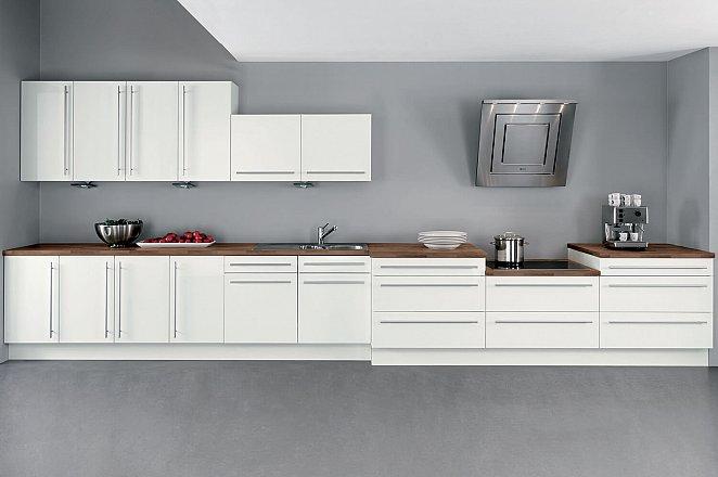 Luxe rechte keuken - Afbeelding 2 van 2