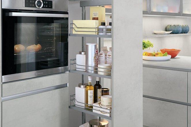Moderne eiland keuken - Afbeelding 6 van 7