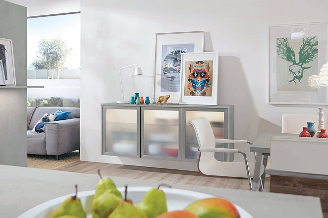 Moderne eiland keuken - Afbeelding 7 van 7
