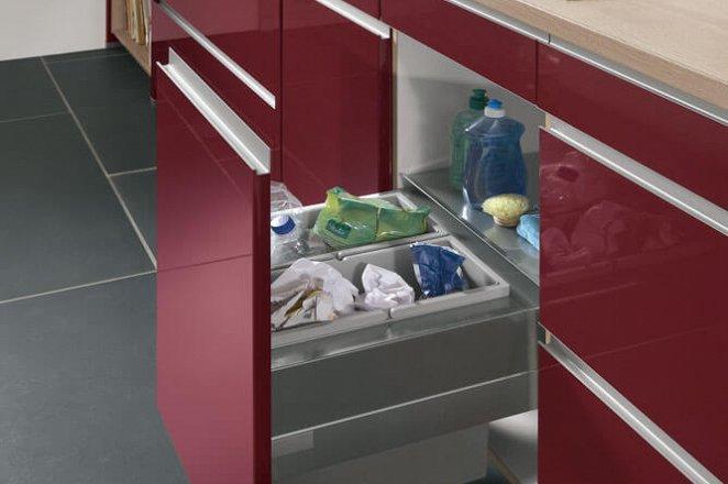 Strakke keuken in rechte opstelling - Afbeelding 5 van 6