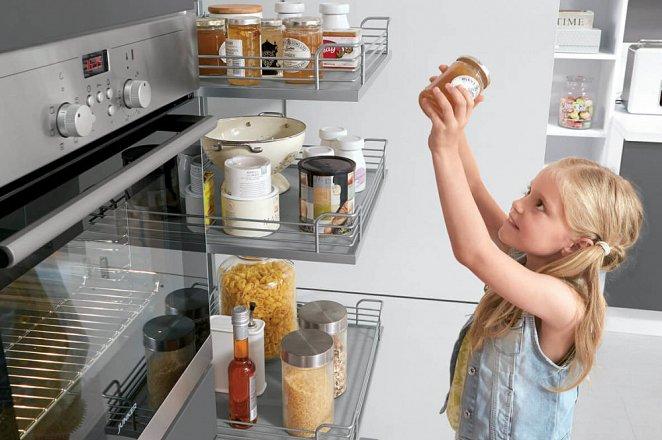 Moderne keuken met kookeiland - Afbeelding 5 van 5