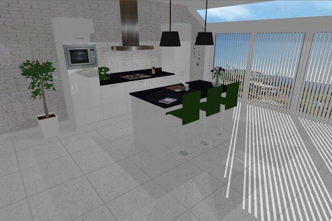Loodsline keuken - Afbeelding 2 van 5