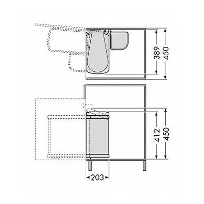 Maatschets AE341600