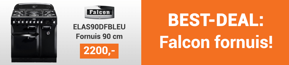 Best-deal: Falcon Fornuis!