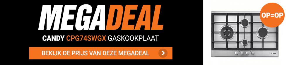 Megadeal: Candy gaskookplaat CPG74sWGX